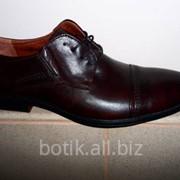 Туфли мужские Модель 125. фото