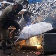 Приём и вывоз металлолома в Яхроме. Демонтаж металлоконструкций. фотография