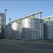 Зернохранилища (элеваторы) фото