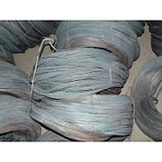 Проволока стальная вязальная 2 мм фото