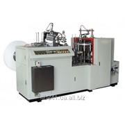 Машина для производства бумажных стаканов из картона с двусторонней ламинаций KD-LB2 фото
