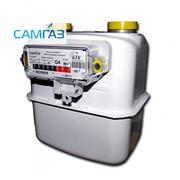 Счетчик газа мембранный Самгаз RS/2001-1 LA G-4 фото