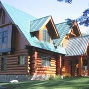 Дома деревянные лапландские, лапландские деревянные дома, дом лапландский, дома лапландские, лапландский дом. фото