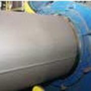 Услуги по очитски труб в дробеметном аппарате диаметорм от 32 мм. до 1420 мм фото