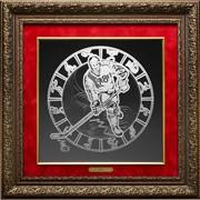 Картина Хоккей Зеркало фото
