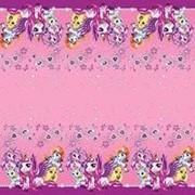 Скатерть полиэтиленовая Волшебные питомцы 140см X 180см фото