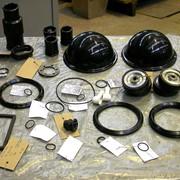 Производство резинотехнических изделий фото