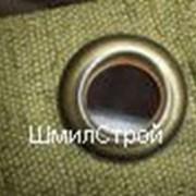 Полог брезентовый ПВ 450г/м2, 3х4м фото