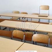 Школьная мебель, лабораторная мебель, офисная мебель, канцтовары фото