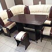 Большой Кухонный уголок Уют-5 фото