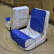 Накладки для кресла на катер фото