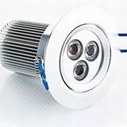 Уличный светильник SPOT 3x3W фото