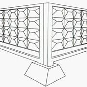 Конструкции железобетонные Плиты забора фото