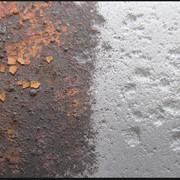 Пескоструйная обработка металлических изделий фото