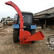 Машина древесно-рубильная МДР-0.8 фото