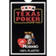 """Карты игральные MODIANO TEXAS HOLD""""EM POKER 100% PLASTIC PLAYING CARDS фото"""