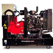 Дизельный генератор Gesan DPA (DPAS) 25 E MF фото
