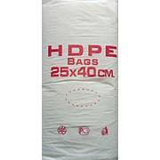 Фасовочные пакеты 25*40 (евробокс) б/в фото