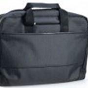 Конференц - сумка ( 31,5*25,5*8 темно-серый ) фото