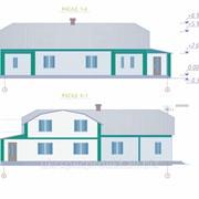 Проектирование, реконструкция частных жилых домов фото