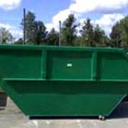Мусорный бункер AM-7 фото