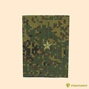 Фальшпогоны младщий лейтенант вышитые русская цифра фото