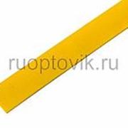 22. 0 / 11. 0 мм 1м термоусадка желтая REXANT фото