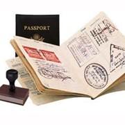 Визовая поддержка иностранных граждан фото