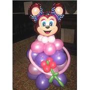 Изготовление подарков и сувениров из воздушных шариков фото