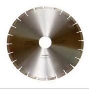 Отрезной алмазный диск по граниту .мрамору и др. фото