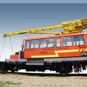 Мотовоз погрузочно-транспортный МПТ-6 исп.4 фото
