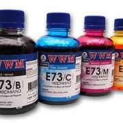 Чернила для принтера EPSON Ink (200 г) EPSON Stylus CX3700/T26/TX106/SX125 (Black; Cyan; Magenta; Yellow) E73 G223861 фото