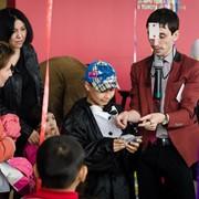 Волшебники с магией и фокусами для детей и взрослых. фото
