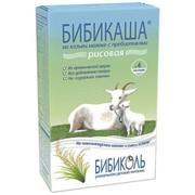 Бибикаша каша рисовая на козьем молоке ( с 4 мес) 200г фото