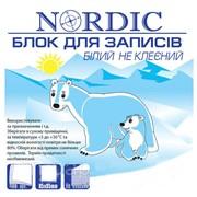 Блок для записей NORDIC(проклеенный) ,350л.арт0003 фото