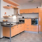 Кухни по индивидуальному проекту фото