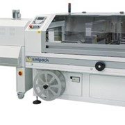Термоупаковочный «side sealer» автомат FP500HSE + T452 производства SmiPack фото
