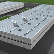 Строительство складских помещений по Украине фото