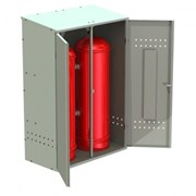 Шкаф для пропановый баллонов ШПБР-02-0,6 (2 штуки) фото