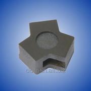 Иттрий-гадолиний-индиевая и иттрий-гадолиний- циркониевая феррограната фото