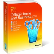 Программное обеспечение Microsoft Office Home and Business 2010 фото