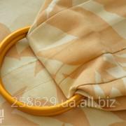 Слинг с кольцами для новорожденных и старше тм Наш слинг Листья фото