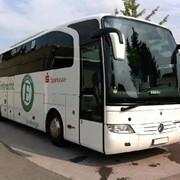 Автобус Mersedes 0580-15 RHD Travego, год выпуска: 2001 фото