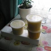 Мед луговой разнотравье 2014 - 0,8 литра фото