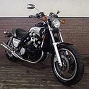 Мотоцикл круизер дрэгстер Yamaha V-MAX рама 1VM пробег 22 258 км фото