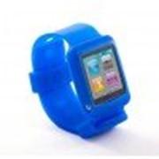Чехол-браслет EGGO для iPod Nano 6Gen (Blue) фото