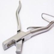 Щипцы для ушной маркировки путем выщипа для крупного рогатого скота полукруглые Mi-503 фото