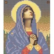 Схема для вышивания Икона Божьей Матери Плачущая фото