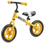 Беговел для маленьких волшебников Small Rider Fantasy желтый фото