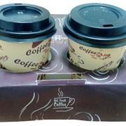 Подставка для кофе на вынос фото